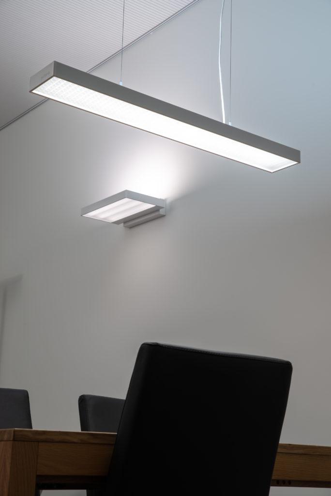 LED-Pendelleuchte gottardo Serie P